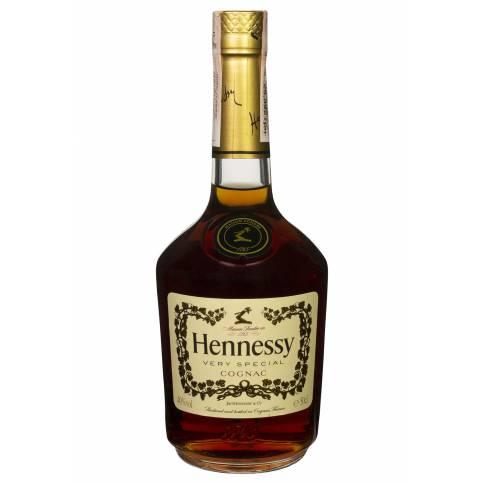 Коньяк Hennessy V.S. 0.5 л в коробці