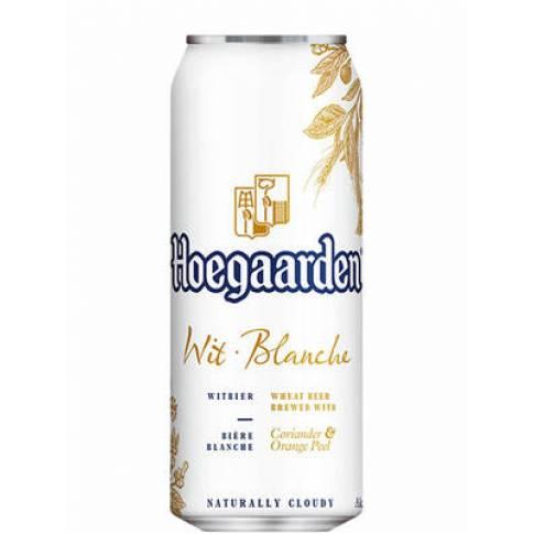 Пиво Бланш, Хугарден (Blanche, Hoegaarden) 4.9%, 0.5л