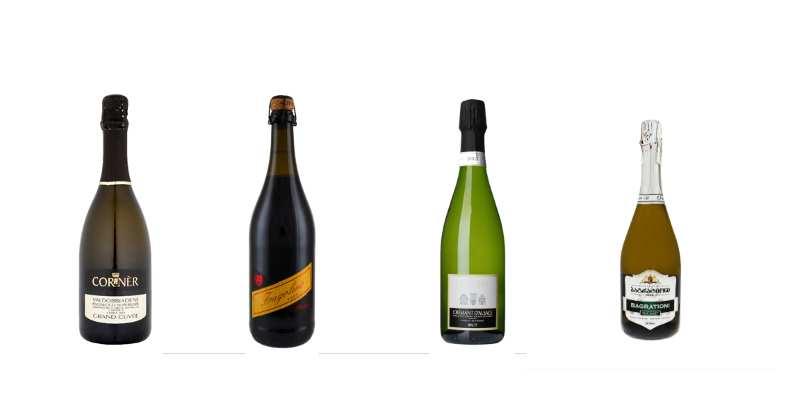 купить шампанское в Киеве